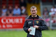 James McCartan steps down as coach of Down footballers