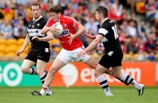 Cuthbert's Cork overcome Sligo challenge to secure Mayo quarter-final