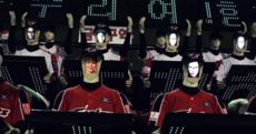 Struggling baseball team creates army of robot fans