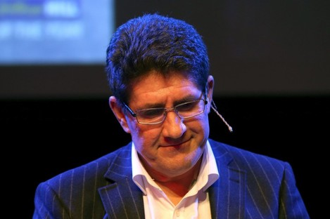Kimmage is the focus of a new documentary that tracks his ongoing fight against doping in cycling.