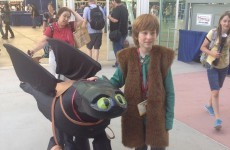 9 must-see costumes from Comic Con International 2014