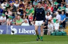 Limerick hopeful captain O'Grady will recover from injury for All-Ireland semi-final