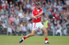 One change for Cork U21s as McIntyre comes in for suspended Murphy