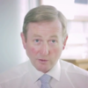 Enda Kenny, Eamon Dunphy and Sean O'Brien wish Ireland Women good luck