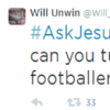 Man City should have known better than to use #AskJesus for their Q&A