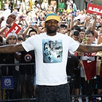 LeBron James' homecoming to be against the NBA champs - reports