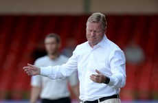 5 more things Southampton boss Ronald Koeman might tweet during this transfer window