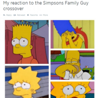8 people who agree with you about The Simpsons/Family Guy