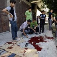 Three more children have been killed in Israeli raids on Gaza tonight