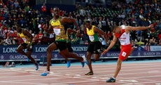 A Jamaican not named Usain Bolt won 100m gold at the Commonwealth Games last night