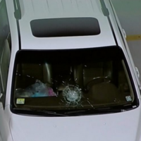 Insult to Red Sox injury as home run smashes fan's car windscreen