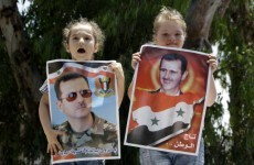 "Syrian leader blames unrest on ""saboteurs"""