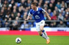 James McCarthy: 'Tottenham didn't come up with the money for me but Everton did'