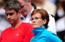 I can't watch Andy play live admits Murray's mother