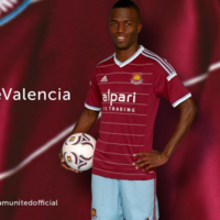 West Ham finalise a deal for striker Enner Valencia