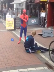 'Spiderman of South Anne Street' fights off determined attacker at Gotham Café