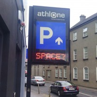 Athlone car park having an existential crisis
