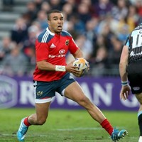 Zebo invites the pressure ahead of new senior role with Munster