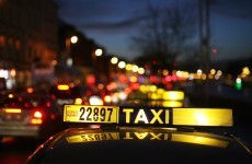 Gardaí want to know if you saw this assault on a taxi driver last month