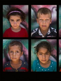 Young faces of war: Syrian children bereaved, homeless and losing hope