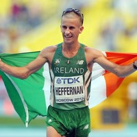 Ireland's Rob Heffernan set to receive bronze medal for 2010 Euros