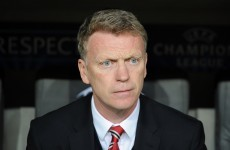 David Moyes in clear over wine bar scuffle