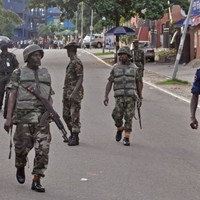 10-year-old girl 'strapped with explosives' arrested in Nigeria