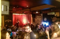 Ed Sheeran plays surprise gig in Dublin pub tonight