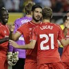 Liverpool recover from Gerrard slip to beat Manchester City on penalties