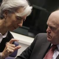 Noonan meets Lagarde as interest rate cut gets German backing