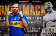 'He needs me more than I need him' - Matthew Macklin on possible Andy Lee bout