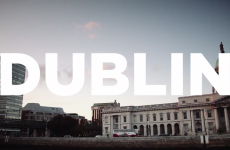 This beautiful two-minute film shows Dublin city at peace