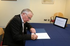 Book of condolence for Gaza victims to be opened tomorrow in Dublin
