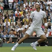 Nadal and Venus cut a dash through first round at SW19