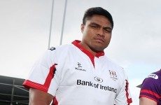 Ulster's Nick Williams facing battle to be fit for new season
