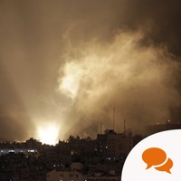 Opinion: 'When bombing gets close my family come to me... they think I can protect them'
