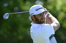 Dustin Johnson takes leave of absence from golf to seek 'professional help'