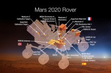 NASA aims to produce oxygen on Mars with 2020 rover experiment