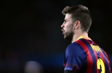 Pique: Van Gaal said I wasn't 'tough enough' to be a centre back