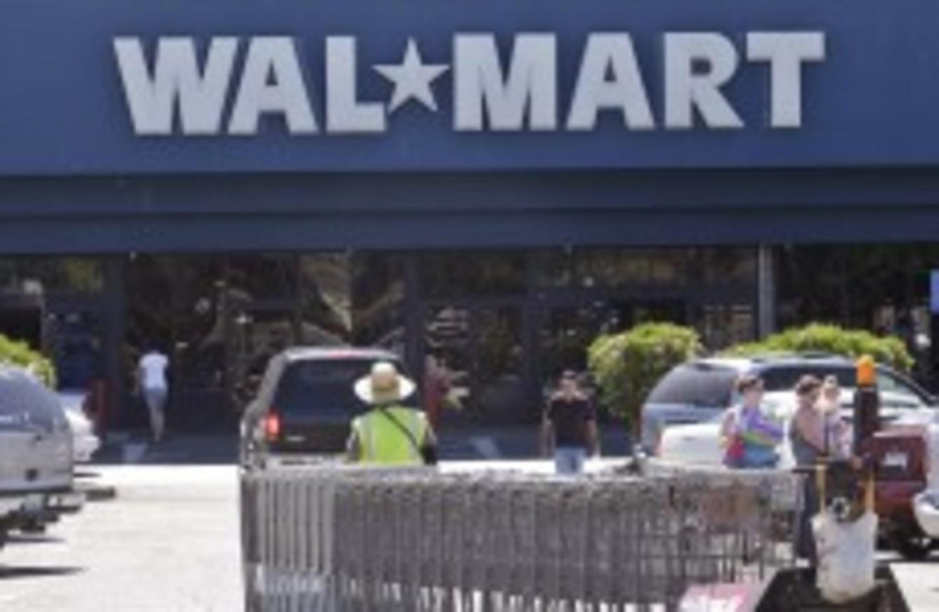 US Supreme Court blocks major sex action against Wal-Mart