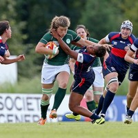 In pics: Ireland Women claim hard-fought win over USA