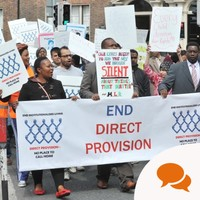 Opinion: Happy 14th birthday, Direct Provision – just think of everything you haven't achieved!