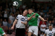 Dundalk overcome Cork in top-of-the-table clash following late drama