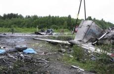 44 killed as Russian plane crashes near runway