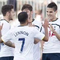 VIDEO: Tottenham hit Celtic for six as Ambrose sent off again
