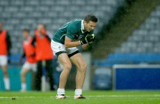 Kildare boss Ryan rues inability 'to get over the line' against Monaghan