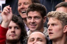 This could be our year, says Gerrard