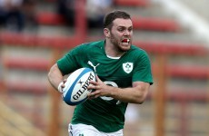 'I don't think I grabbed the shirt' - Darren Cave's Ireland concerns