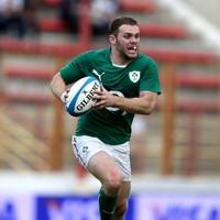 'I don't think I grabbed the shirt' - Darren Cave's Ireland concerns