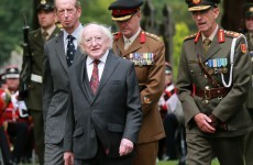 President Higgins in Belgium for WW1 commemorations